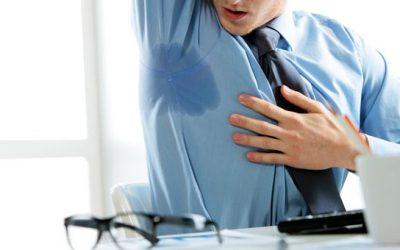 Sudoración excesiva o hiperhidrosis. Los tratamientos para combatirla.